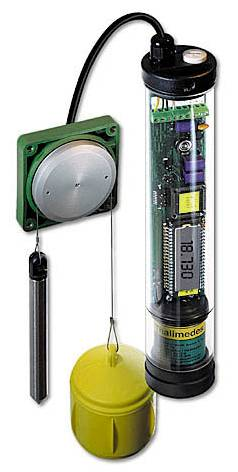 OTT water-level recorder